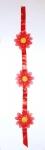 Forbyt, Dekorácie Tri kvety na stuhe červenej