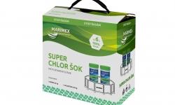 Marimex Super Chlor Šok 2x 0,9 kg set