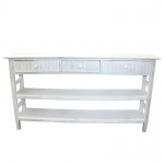 Konzolový stolík 140 × 76 × 27 cm