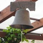 Liatinový zvon 35cm